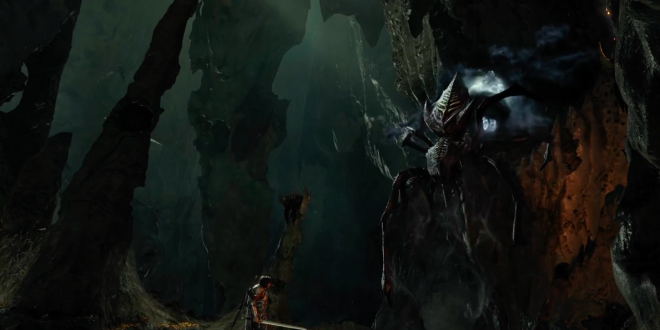 Shelob reveals the future in new Shadow of War trailer