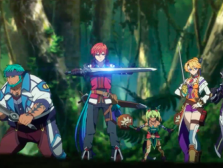 New Ys VII English trailer introduces the party