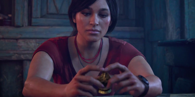 New Uncharted: The Lost Legacy behind the scenes video gives insight into characters
