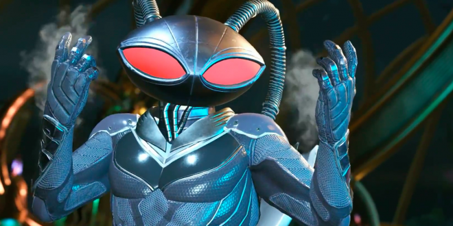 Black Manta blasts through the competition in introduction trailer