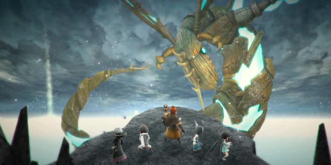 New Lost Sphear trailer showcases the game's combat