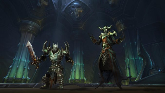 Torghast is designed to prevent burnout in World of Warcraft: Shadowlands