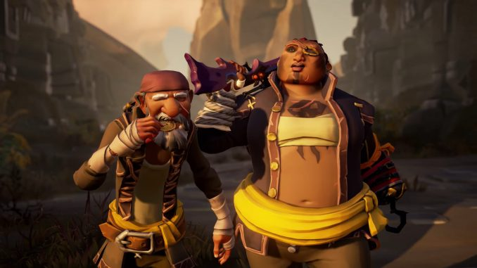Sea of Thieves sets sails for Steam in June