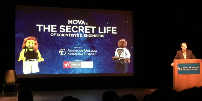 NOVA reveals The Secret Lives of Scientists and Engineers