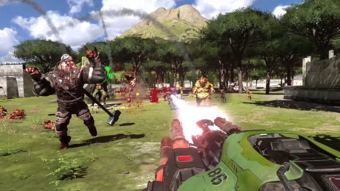 Serious Sam 4 shaves its name to prep for an August release on PC and Stadia