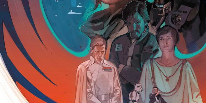 Rogue One: A Star Wars Story (Comics) Preview
