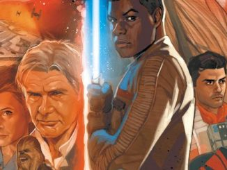 Star Wars: The Force Awakens #1 (Comics) Preview