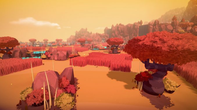 Temtem reveals first pictures of Kisiwa and new Tem Kuri