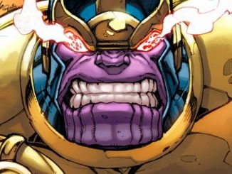 Thanos #1 (Comics) Preview | Brutal Gamer