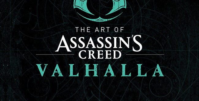 Assassin's Creed Valhalla getting art book from Dark Horse