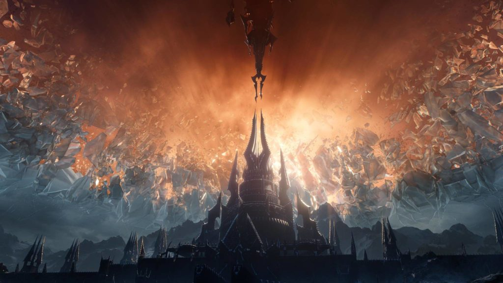World of Warcraft: Shadowlands Torghast Tower of the Damned Paul Kubit interview Blizzard