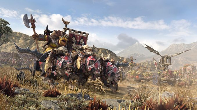 Total War: Warhammer II guide - Grom the Paunch unique items and quest battle