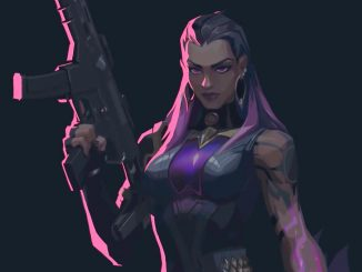 Valorant reveals the vampiric agent Reyna as its launch character