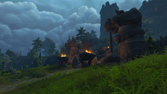 World of Warcraft: Shadowlands alpha: Exile's Reach preview