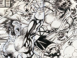 Jim Lee's X-Men Artist's Edition coming up from IDW