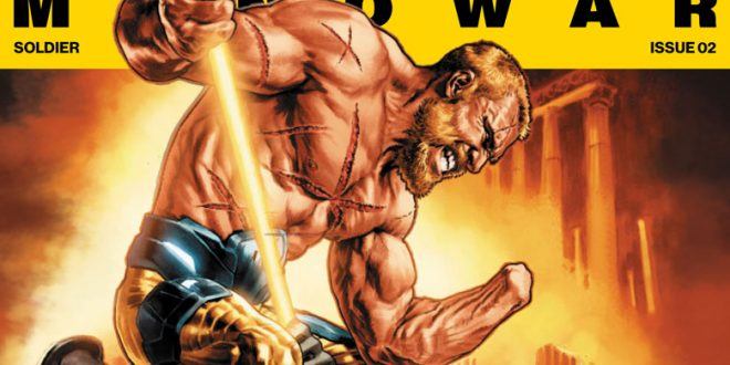 Valiant loads April up with X-O Manowar, Britannia and tons more