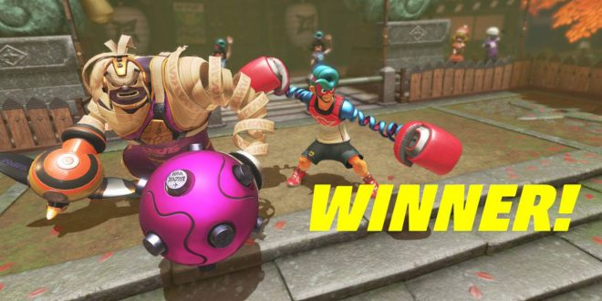 Arms Hands-on: High-marks for the Global Testpunch