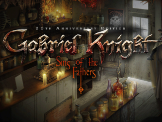 Gabriel Knight: Sins of the Fathers 20th Anniversary Edition - First Impressions