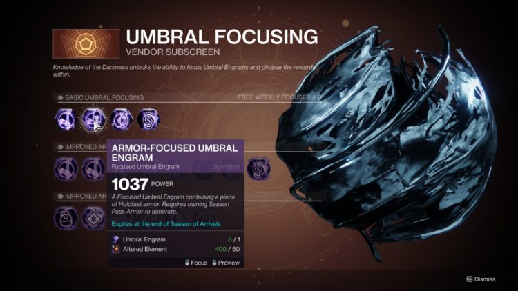 Destiny 2 Season Of Arrivals Leveling Umbral Engrams Cheese 2