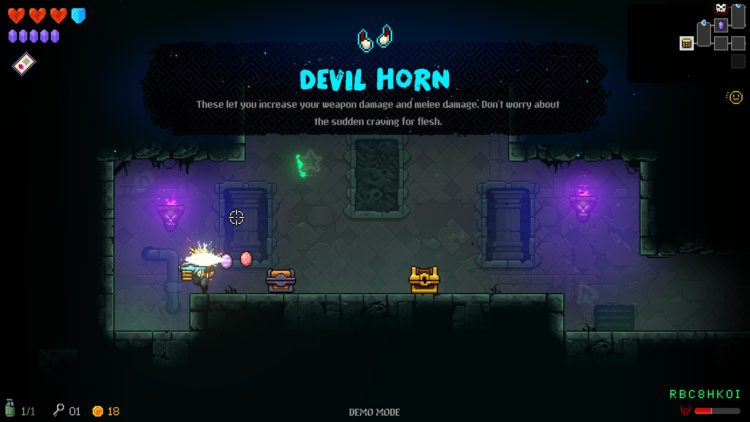 Neon Abyss Preview Demo Impressions 6