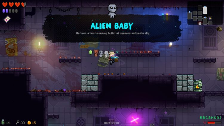 Neon Abyss Preview Demo Impressions 2