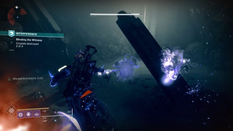 Destiny 2 Season Of Arrivals Week 2 Weekly Interference Mission Means To An End Quest Umbral Essences 3