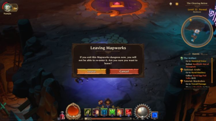 Torchlight Iii Torchlight 3 Mapworks Portal Dungeons Guide 3