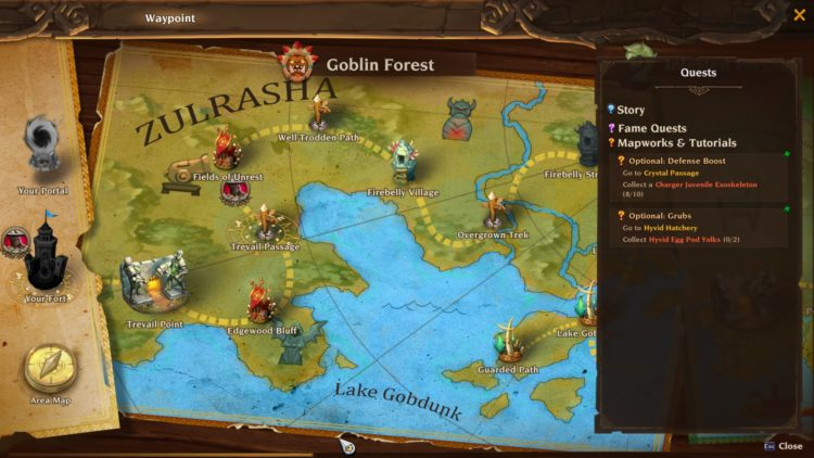 Torchlight Iii Torchlight 3 Forts Guide 1