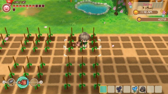 Story of Seasons: Friends of Mineral Town preview – Back in the saddle again