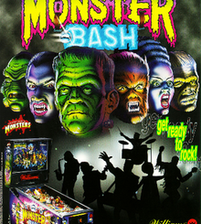 Monster Bash Pinball  (SWITCH REVIEW)