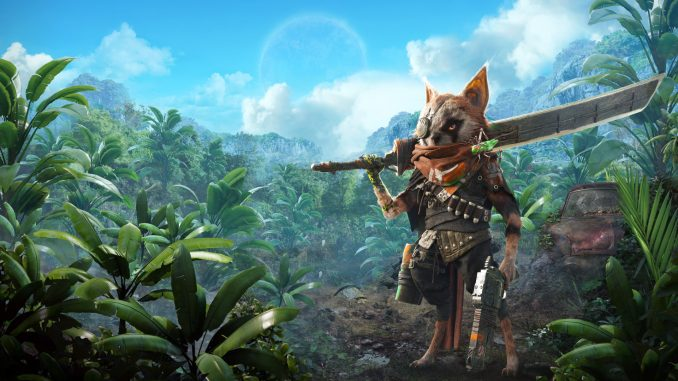 Biomutant gets 9 minutes of glorious combat in new gameplay trailer