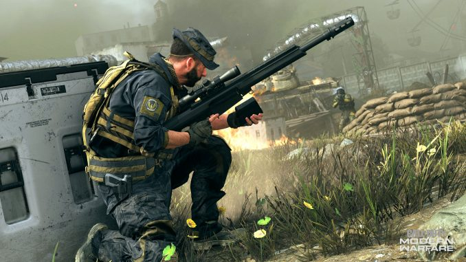 Call of Duty: Modern Warfare / Warzone Season 4 adds 200-player mode