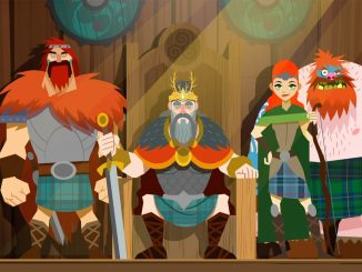 Clan O'Conall and the Crown of the Stag demo now available
