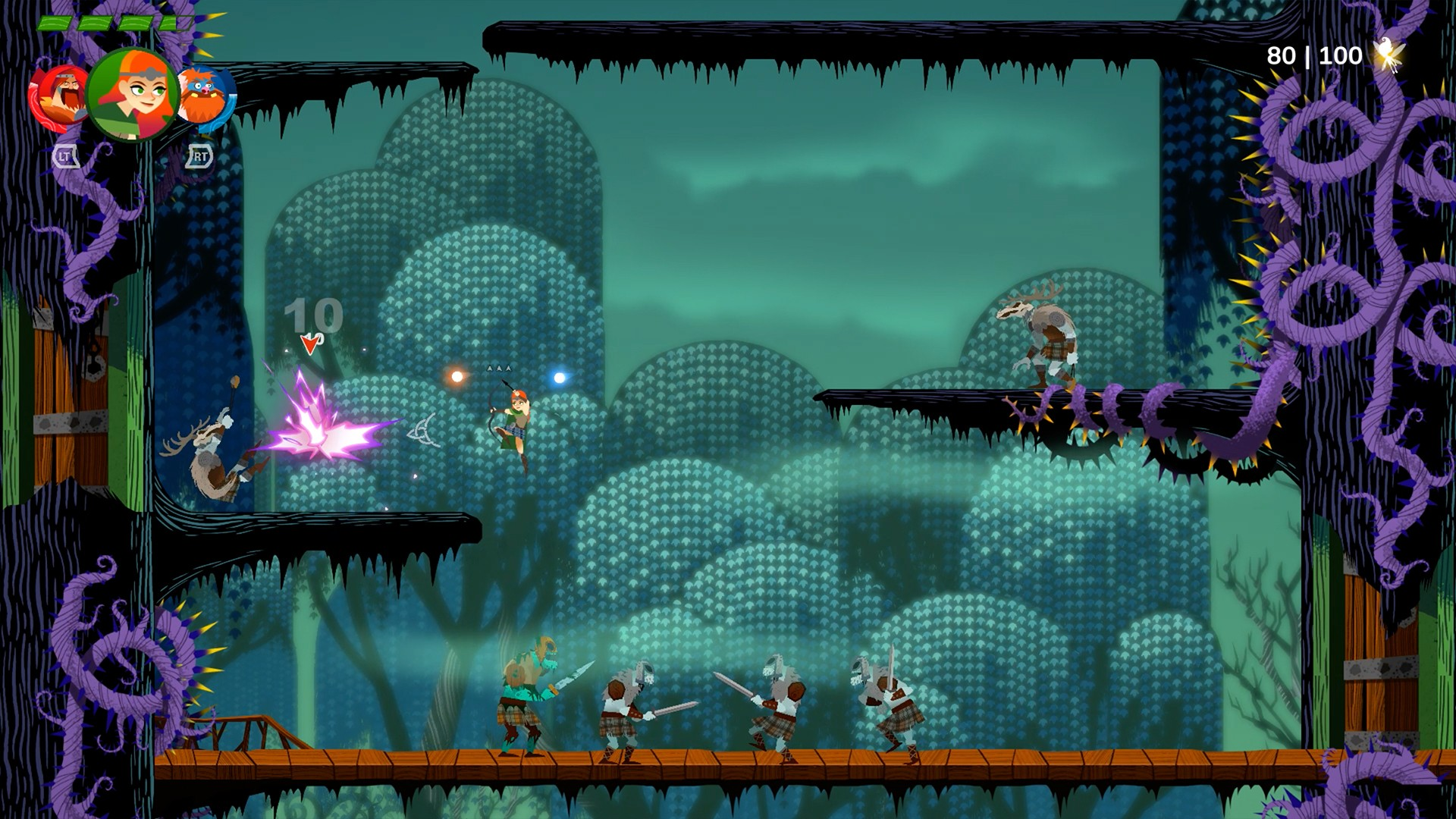 Clan O'conall And The Crown Of The Stag Demo Now Available As Part Of Steam Game Festival (2)