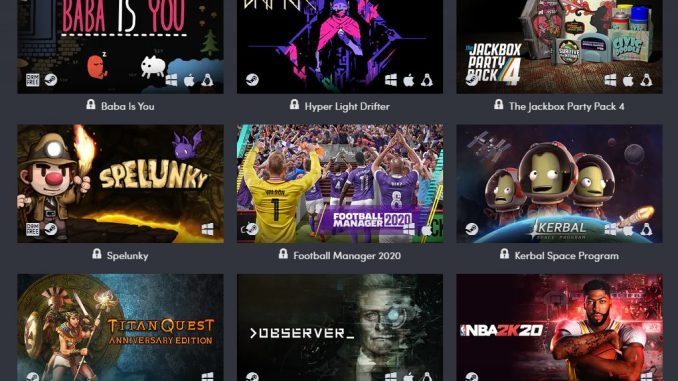 Contribute to the cause with Humble's Fight for Racial Justice Bundle
