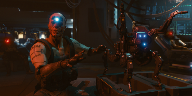 Let's make the wait for Cyberpunk 2077 a little tougher, here's the latest trailer