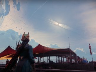 Rasputin slowly blows up the Almighty in Destiny 2: Season of the Worthy