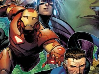 Marvel Comics' summertime event Empyre finally begins