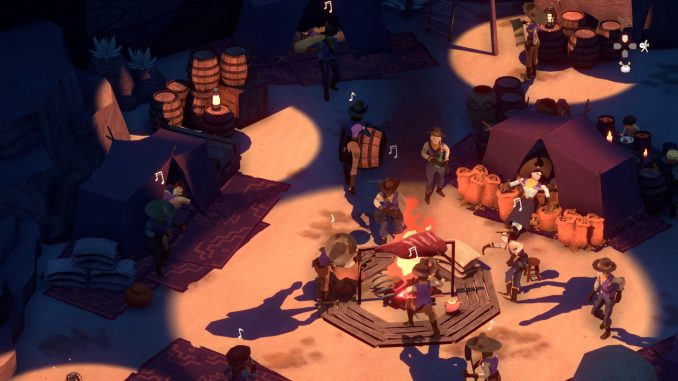 El Hijo - A Wild West Tale is a Spaghetti Western stealth game