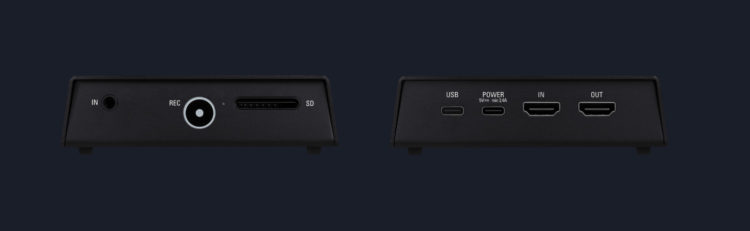 Elgato 4k60 S+ Front And Back