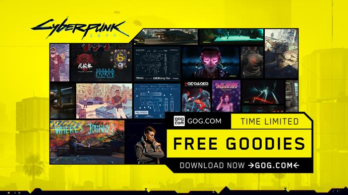 Every Cd Projekt Red Game And Cyberpunk 2077 Can Be Yours For $88 1