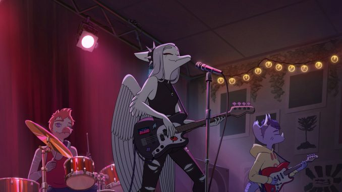 Experience teen angst as Goodbye Volcano High heralds the end of an era