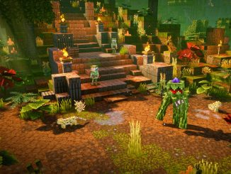 First DLC for Minecraft Dungeons coming in July with Jungle Awakens