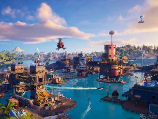 Fortnite Chapter 2 Season 3 update debuts a watery new world