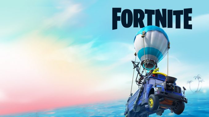 Latest Fortnite leak from Sony reaffirms a water-filled map is incoming