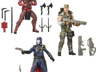 Hasbro shows off wave 2 of G.I. Joe Classified