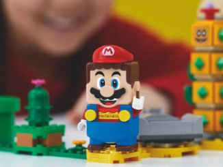 The first full Super Mario LEGO wave revealed