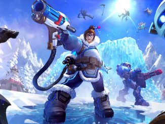 Overwatch's Mei joins Heroes of the Storm as its latest hero