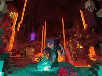 Minecraft Nether Update emerges June 23 with scary new areas