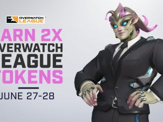 Blizzard is offering double Overwatch League tokens this weekend